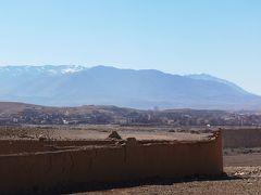 2018新春モロッコ その7~モワイヤン・アトラスを越えてエルフードへ