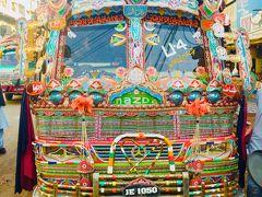 カラチ    デコレーション  バスの 世界   2018