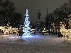 2018年1月 台風女は冬も健在だった!ドタバタ真冬のヘルシンキ・タリン買い物旅(旅行前日~1日目)