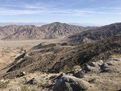 南カリフォルニア 2日目☆砂漠ドライブはどこまでも続く山山山