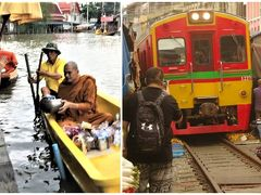 かしまし女子旅訪バンコク♪♪ ラッブリーへ1泊旅行(アムパワー~メークロン~マハチャイ)