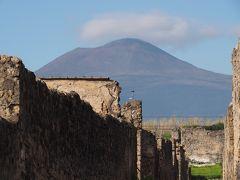 イタリア 冬の旅 5日目 (ポンペイ、国立考古学博物館)