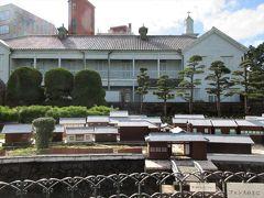2017年11月長崎 2回目の長崎市内観光 出島見学・新地中華店でランチ