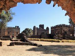 ダナキル砂漠と北エチオピアを訪ねる・・・・・コンダル