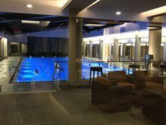ブカレストで夕食とラマダブカレストパルクホテル