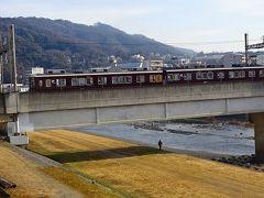 川西市から池田市へ街歩き(1) JR川西池田駅~呉服神社の手前まで。