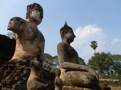 2018冬タイ(2)シー・サッチャナーライ歴史公園