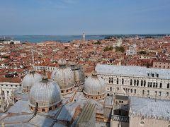 2016年夏 ポルトガル・イタリアの旅 ②ベネチア・ヴィチェンツァ・ヴェローナ~帰国