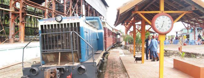 キューバ(6)列車に揺られ136段/イスナガ