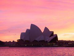 4年ぶり!私のアナザースカイ、大好きなシドニーへ帰る旅【3日目後編+4日目:ミルソンズ・ポイント&ロックスぶらり散策&幻想的な朝焼け&お土産】