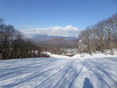 冬の軽井沢♪ Vol.5(第2日):軽井沢プリンススキー場♪