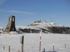 2018冬 日本百名山美ヶ原4:スノーシューで山本小屋から360度の大絶景 茶臼山へ
