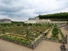 ヴィランドリー_Villandry 庭園との見事な調和!ロワール川沿いのルネサンス様式最後の城