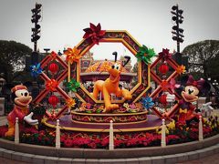 Lunar  New  Year!旧正月!in  HKDL