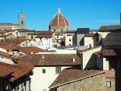 イタリア 冬の旅 7日目 (フィレンツェ散策:ウフィツィ美術館、ドゥオーモ)