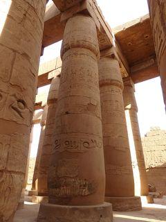 Day 6-2 アフリカ大陸初上陸~テロにも負けず、エジプトへ★(´∀`)~(ルクソール 2)