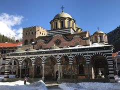 リラの僧院 ルーマニア・ブルガリア2ヵ国周遊7日間