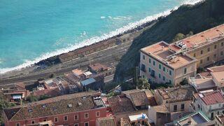 17年春節☆シチリア島とマルタ・ゴゾの旅~06 海を見下ろす絶景の街タオルミーナ