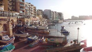 17年春節☆シチリア島とマルタ・ゴゾの旅~10 いよいよマルタへ~セントジュリアンズ
