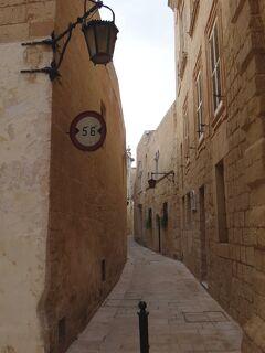 17年春節☆シチリア島とマルタ・ゴゾの旅~11 イムディーナの路地を歩く