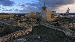 17年春節☆シチリア島とマルタ・ゴゾの旅~12 ゴゾ島(1日め)チタデル、ジュガンティーヤ神殿