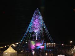 ホテルオークラ神戸で世界一のクリスマスツリーを鑑賞