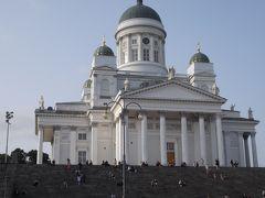 華麗なるロシア周遊と北欧2都 1 ヘルシンキ1