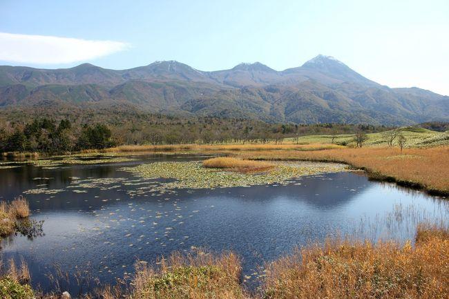 2017秋の北海道3泊4日★3 知床五湖・大ループ散策