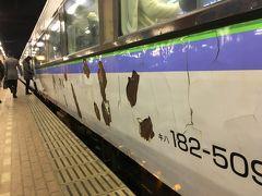網走行きに乗らないけど、オホーツクに憐憫した札幌駅