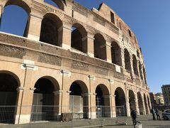 ローマでお散歩1人旅③…コロッセオ,フォロ・ロマーノをブラっとお散歩観光!