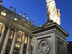 ローマでお散歩1人旅④…ヴァチカン市国をブラっとお散歩観光!
