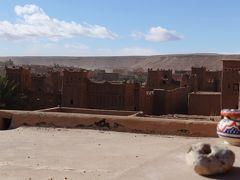 2018新春モロッコ その10~アイト・ベン・ハッドゥと、まさかのティシュカ峠封鎖
