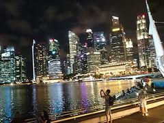 シンガポールでバカンスを