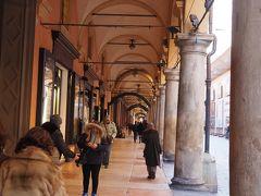 イタリア 冬の旅 10日目 (ボローニャ散策、ベネチアへ移動)