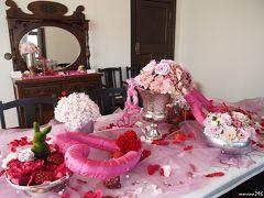 横浜山手西洋館のバレンタイン