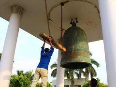インド普通列車の旅(3)祇園精舎で鐘を撞く