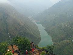 ベトナム北部の旅07 ドンバン : マーピレン峠