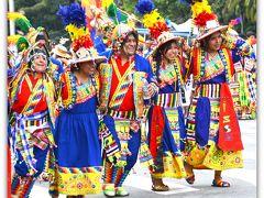 ブラジルで、ボリビア移民による『オルロ(っぽい...)カーニバル』#2(サンパウロ/ブラジル)