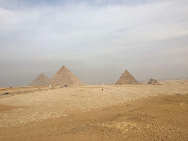 クラブツーリズムのエジプトツアーに参加してきました。<br />1日目~2日目<br />成田空港からエミレーツ航空でドバイへ<br />ドバイからカイロへ。<br />初めてのエミレーツ航空とドバイのドキドキ乗り換え、カイロで感動のピラミッド観光<br />