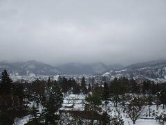福島はたくさんの雪がふってました。