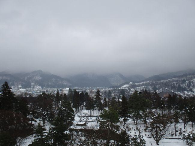 関東は、良いお天気だったようですが、会津や磐梯熱海はたくさんの雪が降っていました。