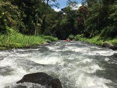 バリで ラフティングと釣りやってきました! 意外と川も かなり楽しい!小中高生のお子様連れ お勧めです!
