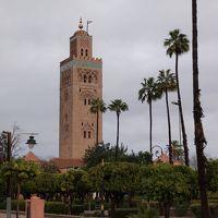 2018新春モロッコ その11~マラケシュ前半:バヒア宮殿とサアード朝墳墓