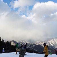 久しぶりのスキー ノルン水上スキー場