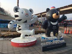 平昌オリンピック観戦記  2018 スノーボードスロープスタイル予選