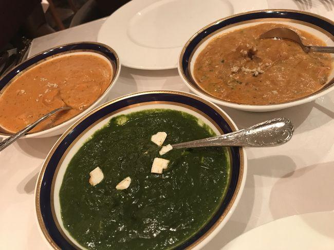 銀座にあるインド料理屋さん。<br />ここのカレーが大好きで、久々に<br />行ってきました。<br />サグパニール、タンドリーチキン、<br />他カレー二つどれも美味しかったです。<br />是非食べてみてください。