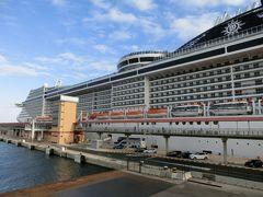 MSCファンタジアによる地中海クルーズ7泊8日(7日目:スペイン・マヨルカ島入港)
