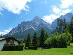 何で私がハイキング? 2016年オーストリア・スイス-4  ツークシュピッツェ・ビーバーヴィアー