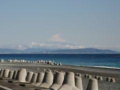 静岡、箱根温泉、芦ノ湖、富士山