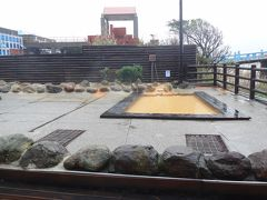 台北冬1月 雨の中、定期バスで北海岸の金水温泉に行くが・・・